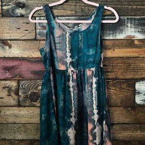Urban outfitters flowy boho dress